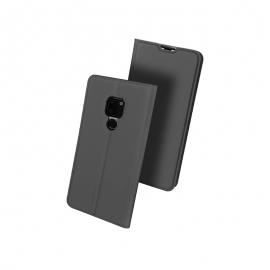 Duxducis SkinPro Flip Θήκη Huawei Mate 20 - Grey
