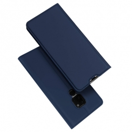 Duxducis SkinPro Flip Θήκη Huawei Mate 20 - Blue