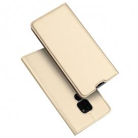 Duxducis SkinPro Flip Θήκη Huawei Mate 20 - Gold