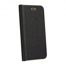 OEM Luna Book iPhone Xs Max - Black