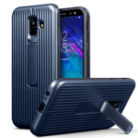 Terrapin Vertical Groove Samsung Galaxy A6 2018 - Blue