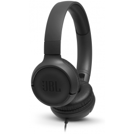 JBL Wired Headphones Tune 500 Black
