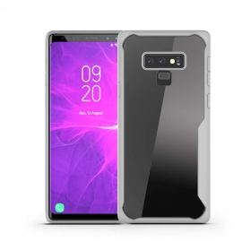 iPaky Survival Case Gel Anti-Fall Cover Samsung Galaxy Note 9  - Grey