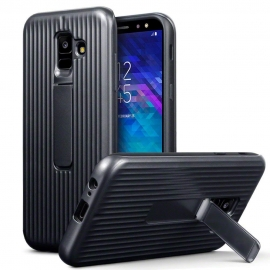 Terrapin Vertical Groove - Samsung Galaxy A6 2018 - Black
