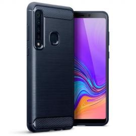 Terrapin Carbon Fibre Samsung Galaxy A9 2018 - Blue