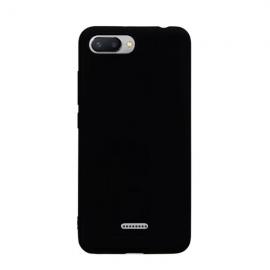 OEM Vivid Case Silky Matte Xiaomi Redmi 6A Black