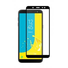 OEM Tempered Glass 3D Samsung J6 Plus 2018 - Black