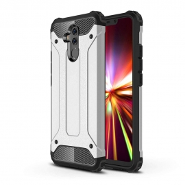 OEM Hybrid Armor Case Huawei Mate 20 Lite - Silver