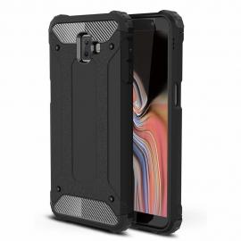 OEM Hybrid Armor Case Samsung Galaxy J6 Plus 2018 - Black