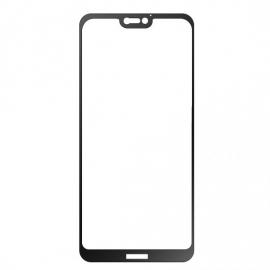 Wozinsky Tempered Glass Full Glue Full Face Case Friendly Huawei P20 Lite - Black