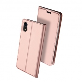 DuxDucis SkinPro Apple iPhone XR - Rose Gold
