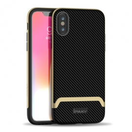 iPaky Bumblebee Neo Hybrid case PC Frame iPhone XS Max - Gold