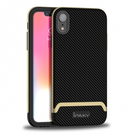 iPaky Bumblebee Neo Hybrid case PC Frame iPhone XR - Gold