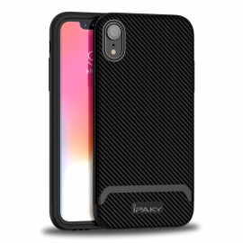 iPaky Bumblebee Neo Hybrid case PC Frame iPhone XR - Grey