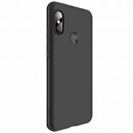 GKK Luxury 360° Full Cover Case Xiaomi Mi A2 - Black
