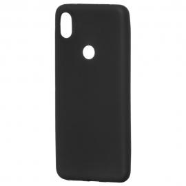 OEM Soft Back Case Gel Cover TPU Xiaomi Mi A2 - Black