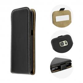 OEM Flip Case Slim Flexi Fresh Samsung Galaxy J6 Plus - Black