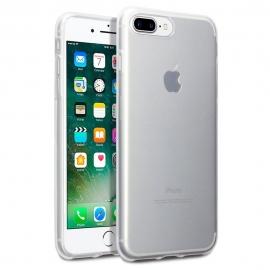 Terrapin Ημιδιάφανη Θήκη Σιλικόνης iPhone 7/8 Plus - clear