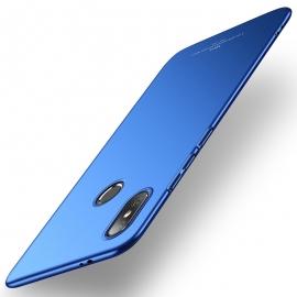 MSVII Simple Ultra-Thin Cover PC Case Xiaomi Mi A2 - Blue