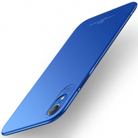 MSVII Slim Back Cover iPhone XR - Blue