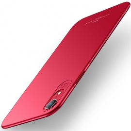 MSVII Slim Back Cover iPhone XR - Red