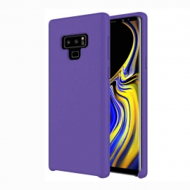 OEM Silicone Case Soft Flexible Samsung Galaxy Note 9 - Purple