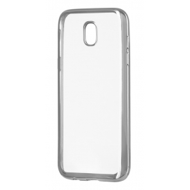 OEM SENSO ULTIMATE SIDE COLOUR SAMSUNG J3 2017  silver