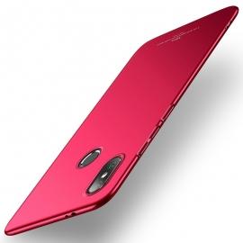 MSVII Simple Ultra-Thin Cover PC Case Xiaomi Mi A2 - Red