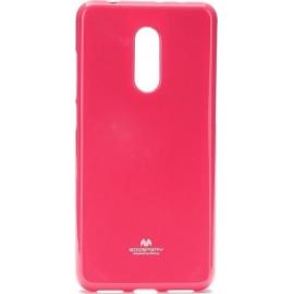 OEM Jelly Case Mercury Xiaomi Redmi 5 - Pink