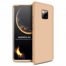 GKK Luxury 360° Full Cover Case Huawei Mate 20 Pro - Gold