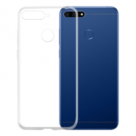 OEM Θήκη Clear Gel TPU 1.0mm Huawei Y6 2018 - Transparent
