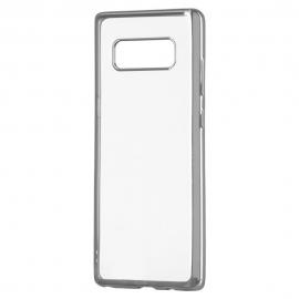 OEM Metalic Slim case Huawei P20 Lite - Silver