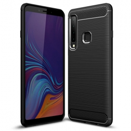 OEM Forcell Carbon Case Samsung Galaxy A9 2018 - Black
