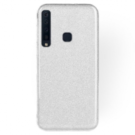 OEM Forcell Shining Case Samsung Galaxy A9 2018 - Silver