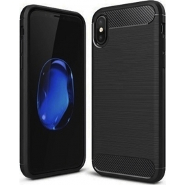 OEM Forcell Carbon Case iPhone Xs Max - Black