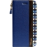 Uunique Book Case iPhone 7/8 Hard Shell - Navy Blue