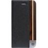 Uunique Book Case iPhone 7/8 Hard Shell - Black