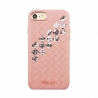 Uunique Back Case iPhone 7/8 Hard Shell - Pearl Pink