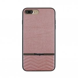 Uunique Back Case iPhone 7/8 Plus Hard Shell - Pink