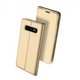 Dux Ducis Skin Pro Bookcase Samsung Galaxy S10E - Gold