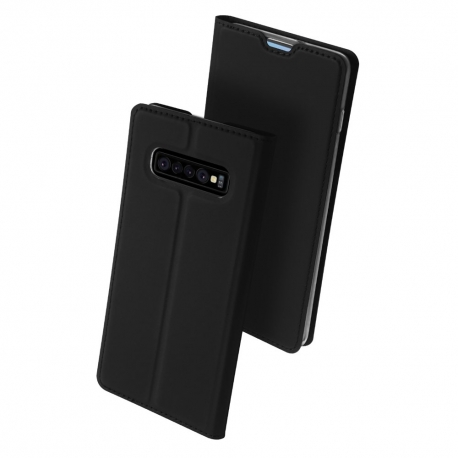 Dux Ducis Skin Pro Bookcase Samsung Galaxy S10 Plus - Black