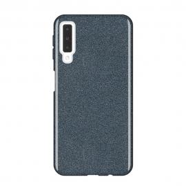 Wozinsky Glitter Case Shining Samsung Galaxy A7 2018 - Black