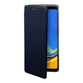 OKKES Book Case Osaka Samsung Galaxy A9 2018 - Blue