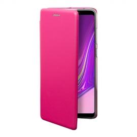 OKKES Book Case Osaka Samsung Galaxy A9 2018 - Pink