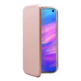 OKKES Book Case Osaka Samsung Galaxy S10 - Pink