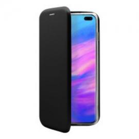 OKKES Book Case Osaka Samsung Galaxy S10 Plus - Black