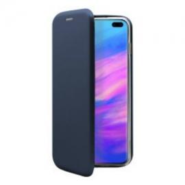 OKKES Book Case Osaka Samsung Galaxy S10 Plus - Blue