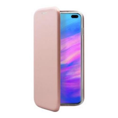 OKKES Book Case Osaka Samsung Galaxy S10 Plus - Pink