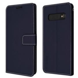 Star-Case ® Book Case Soul Samsung Galaxy S10 Plus - Blue