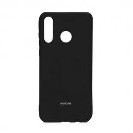 Roar Colorful Jelly Case Huawei P30 Lite - Black